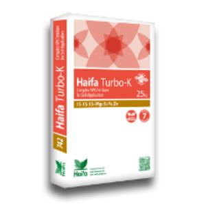 Haifa Turbo-K™ 15-15-15 + Mg + S + ME