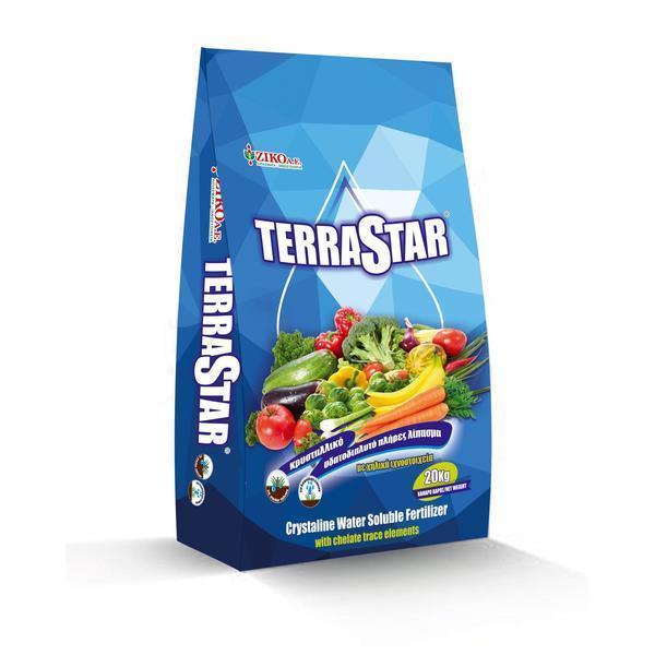 TerraStar 20-20-20+TE+3% Aminoacizi